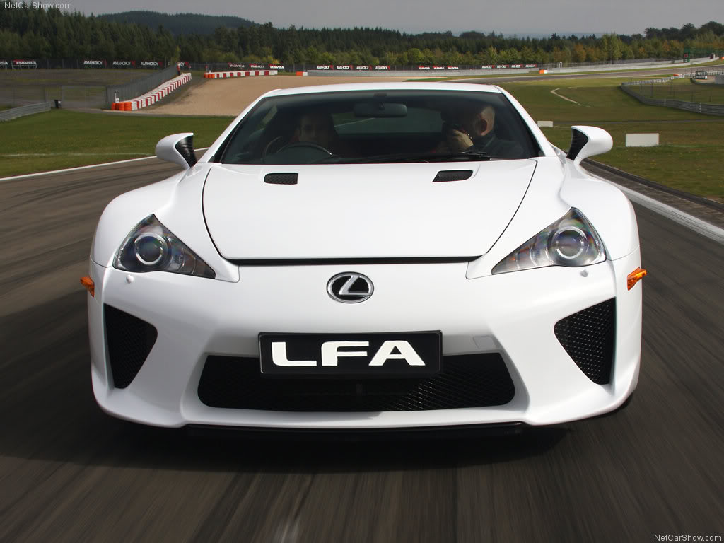lexus lfa 2011 ficha t cnica im genes y lista de rivales lista de carros. Black Bedroom Furniture Sets. Home Design Ideas