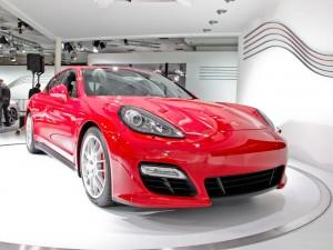 Salón de Los Ángeles 2011: Porsche Panamera GTS