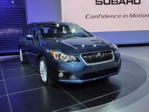 Subaru Impreza Hatchback 2012: ficha técnica, imágenes y lista de rivales