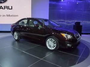 Subaru Impreza Sedán 2012: precio, ficha técnica, imágenes y lista de rivales