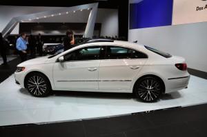 Salón de Los ángeles 2011: Volkswagen CC