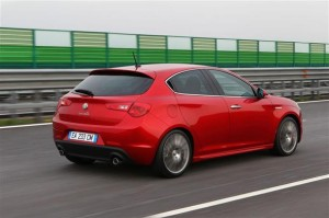 El Alfa Romeo Giulietta SportWagon llegaría en el 2013