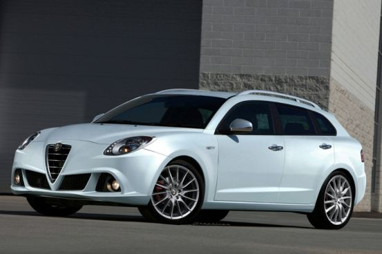 el alfa romeo giulietta sportwagon llegar a en el 2013 lista de carros. Black Bedroom Furniture Sets. Home Design Ideas