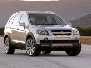 Chevrolet Captiva Sport modelos 2011 y 2012 son llamadas a revisión urgente en Colombia