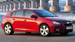 Chevrolet Cruze Hatchback 2012: precio, ficha técnica, imágenes y lista de rivales