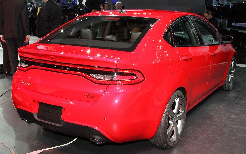 El nuevo Dodge Dart 2013, que estará basado en el Alfa Romeo