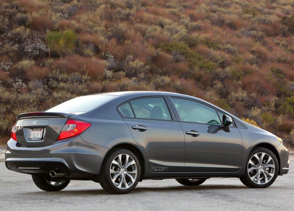 Honda civic si 2012 precio ficha t cnica im genes y for 2012 honda civic dx