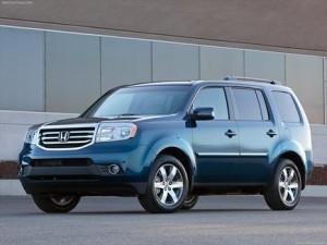 Honda Pilot 2012: precio, ficha técnica, imágenes y lista de rivales