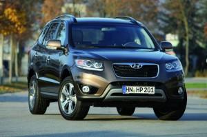 Hyundai Santa Fe 2012: precio, ficha técnica, imágenes y lista de rivales