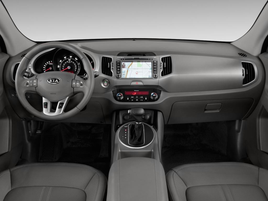Interior Del Kia Sportage 2012 Lista De Carros