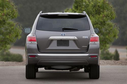 Toyota Highlander Hybrid 2012 Precio Ficha Tecnica Imagenes Y