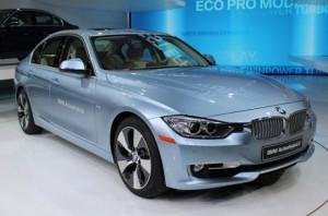 Salón de Detroit 2012: BMW ActiveHybrid 3 (imágenes y datos)