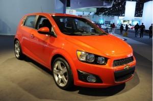 Chevrolet Sonic Hatchback 2012: precio, ficha técnica, imágenes y lista de rivales