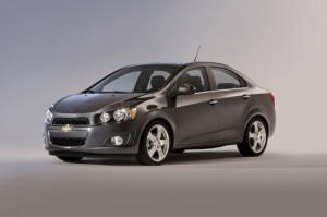 Chevrolet Sonic Sedán 2012: precio, ficha técnica, imágenes y lista de rivales