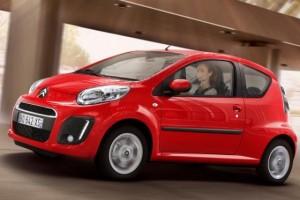 Citroën C1 2012: ficha técnica, imágenes y lista de rivales