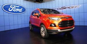Ford EcoSport 2012: datos, imágenes y lista de rivales
