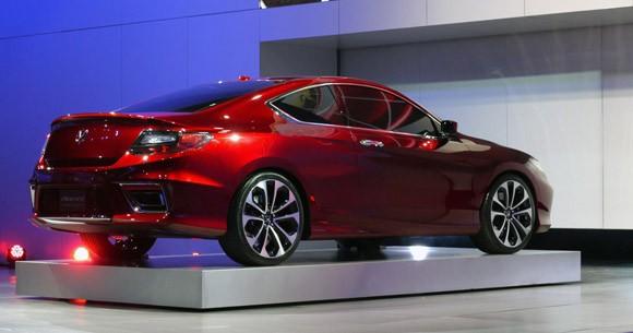 Honda Accord Coupé Concept: Este popular carro que saldrá ...