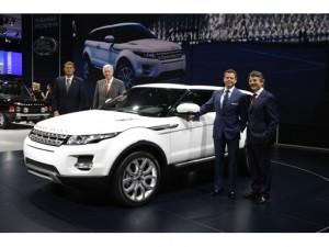 Land Rover Range Rover Evoque 2012: precio, ficha técnica, imágenes y lista de rivales