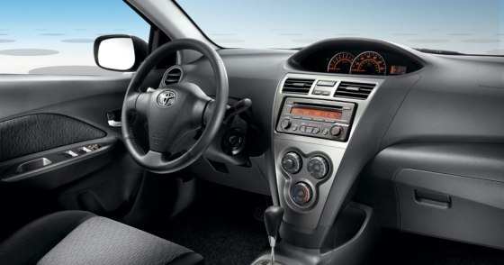 Interior del toyota yaris sed n 2012 lista de carros for Interieur yaris 2007