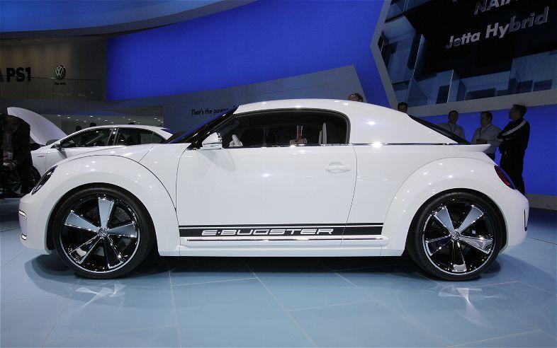 Sal 243 N De Detroit 2012 Volkswagen E Bugster Concept