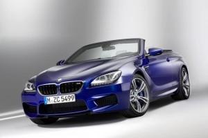 Imágenes y datos del nuevo BMW M6 Cabrio 2012