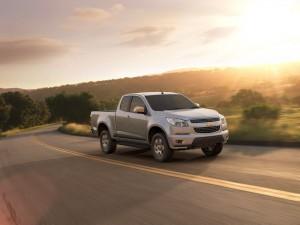 Chevrolet Colorado 2012: ficha técnica, imágenes y lista de rivales