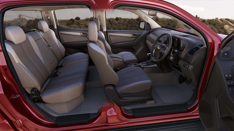 Chevrolet colorado 2012 ficha t cnica im genes y lista - 2005 chevy colorado interior parts ...