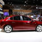 El Chevrolet Cruze Station Wagon debutará en el Salón de Ginebra 2012
