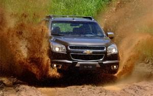 Nueva Chevrolet S10 modelo 2012: ficha técnica, imágenes y lista de rivales