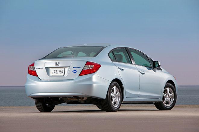 Lista de los carros m s verdes del 2012 lista de carros for Honda civic natural gas for sale