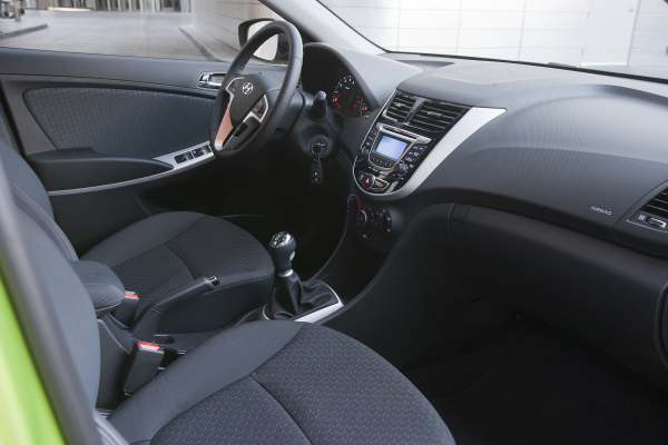 Hyundai Accent Hatchback 2012: precio, ficha técnica ...