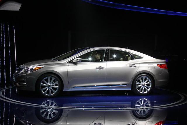 Honda Accord Usados >> Hyundai Azera 2012: precio, ficha técnica, imágenes y ...