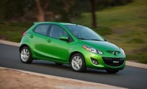 Mazda2 Hatchback 2012: precio, ficha técnica, imágenes y lista de rivales.