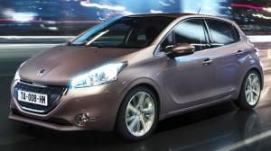Peugeot 208 modelo 2012: datos, imágenes y lista de rivales