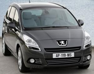 Peugeot 5008 modelo 2012: precio, ficha técnica, imágenes y lista de rivales