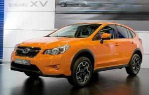 Subaru XV 2012: ficha técnica, imágenes y lista de rivales