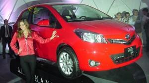 Toyota Yaris Sport 2012: precio, ficha técnica, imágenes y lista de rivales