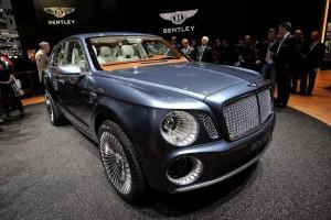 Salón de Ginebra 2012: Bentley EXP 9 F Concept (imágenes y datos)