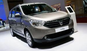 Salón de Ginebra 2012: Dacia Lodgy (datos, imágenes y rivales)