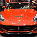 El precio del nuevo Ferrari F12 Berlinetta no ha sido anunciado