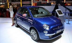 Fiat 500 América: imágenes y datos desde el Salón de Ginebra 2012