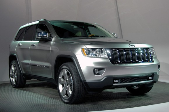 Jeep Grand Cherokee 2012: precio, ficha técnica, imágenes y lista de ...