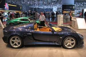 Noticias del Salón de Ginebra 2012: Lotus Exige S Roadster (imágenes y datos)
