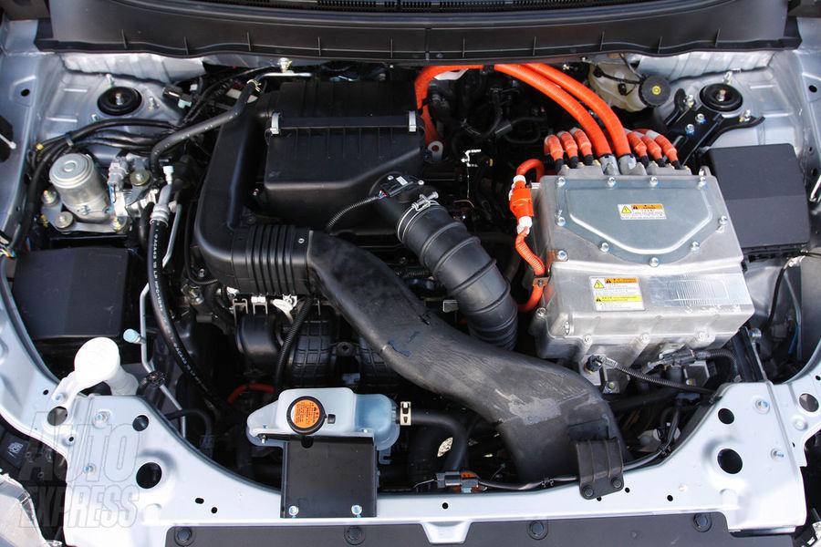 Chrysler Carros Usados >> El Mitsubishi Outlander P-HEV será el primer carro híbrido ...