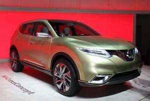 Nissan Hi-Cross Concept: imágenes y datos desde Ginebra 2012