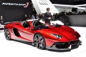 Salón de Ginebra 2012: Nuevo Lamborghini Aventador J (imágenes y datos)