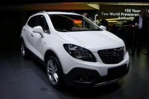 Salón de Ginebra 2012: Opel Mokka (imágenes y datos)