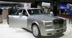 Noticias del Salón de Ginebra 2012: Rolls Royce Phantom Series II (imágenes y datos)