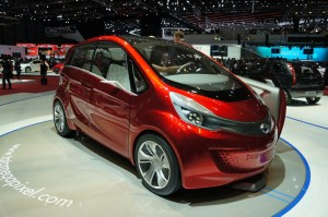 Tata Megapixel Concept: un Tata Nano Hbrido
