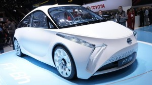 Toyota FT-Bh Concept: imágenes y datos desde Ginebra 2012